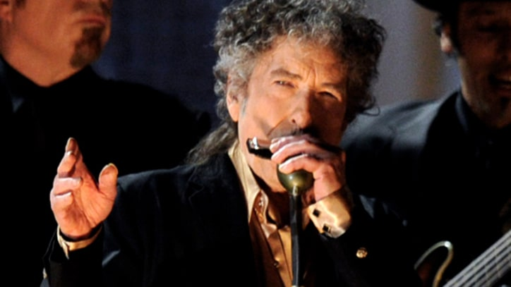 Dylan Goes to Washington For Historic Show