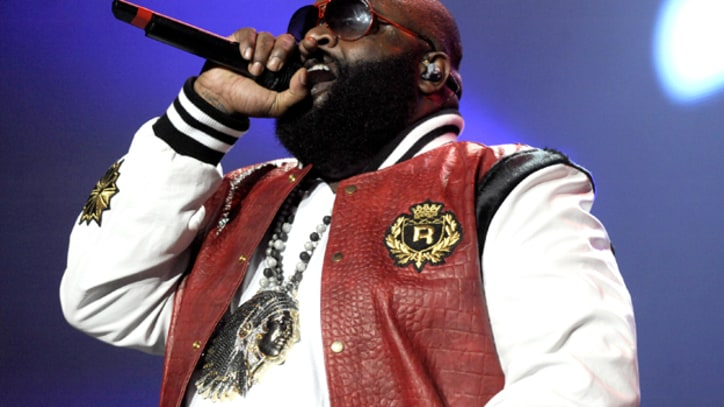 Rick Ross Cancels Remaining Dates on Maybach Music Group Tour