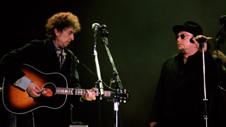 Bob Dylan, Van Morrison, Joni Mitchell: Bash of the Titans