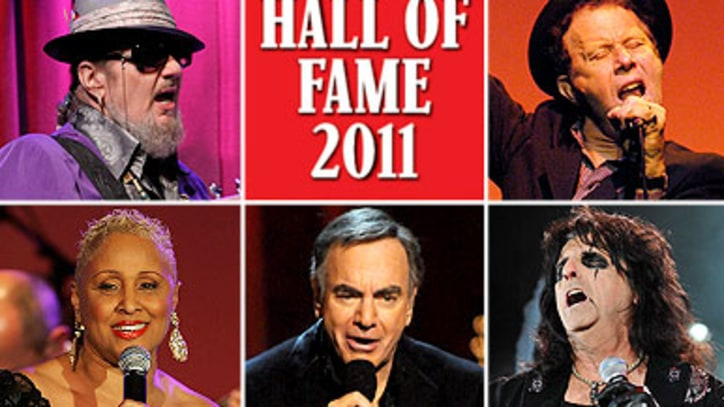 The New Rock and Roll Hall of Fame Inductees
