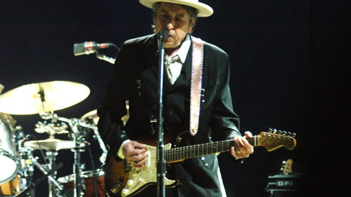 DJ Bob Dylan Returns to Airwaves