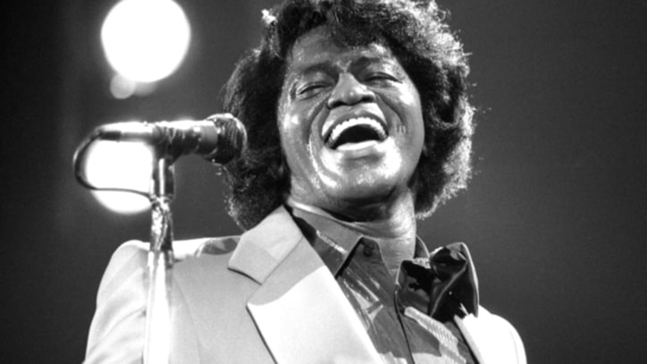 Funk's Founding Father: James Brown, 1933-2006