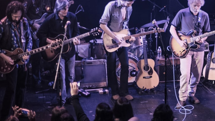 Jackson Browne, Bob Weir Top All-Star 'Jam-a-Thon' Benefit in L.A.