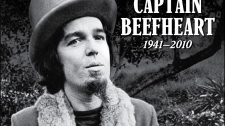 Captain Beefheart Dead at Age 69