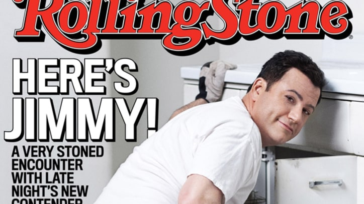Cover Story Excerpt: Jimmy Kimmel Prepares For Battle With Jay Leno