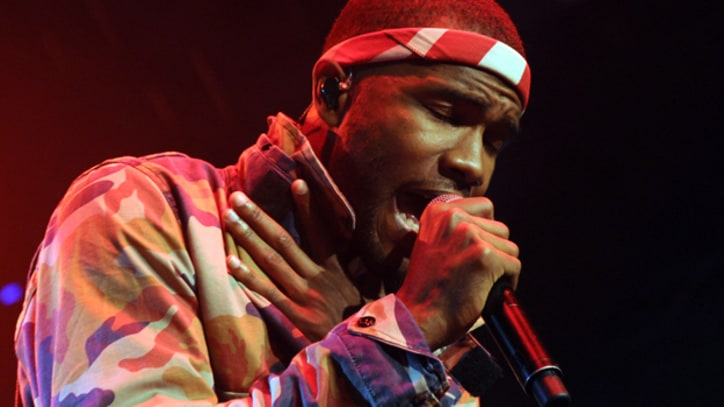 Frank Ocean Cited for Marijuana Possession, Speeding: Report