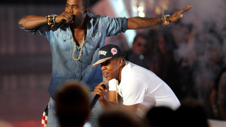 Double Threat: Kanye and Jay-Z Unveil LP, Tour
