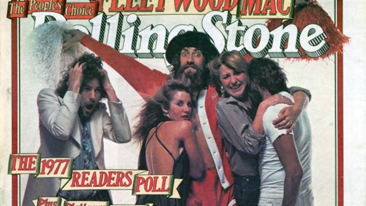 Big (Fleetwood) Mac: The 1978 Cover Story
