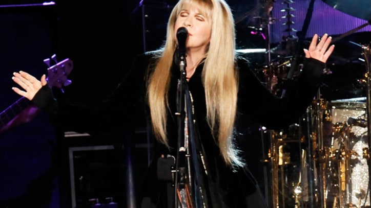 Stevie Nicks On Turning 60, Fleetwood Mac's New Tour