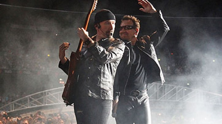 Video: U2 Dust Off 'Love Rescue Me' After Twenty Years