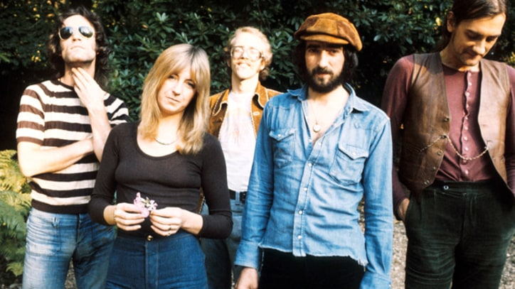 The Real Fleetwood Mac Stands Up