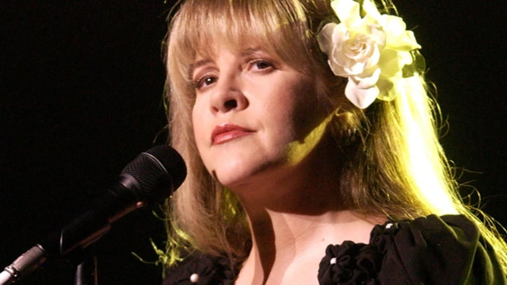 Women In Rock 2002: Stevie Nicks, at 54, Is Still the Coolest Chick in the Room