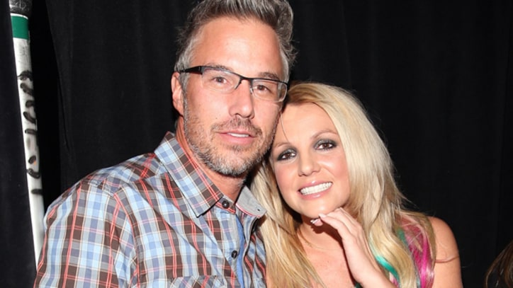 Britney Spears and Jason Trawick Split