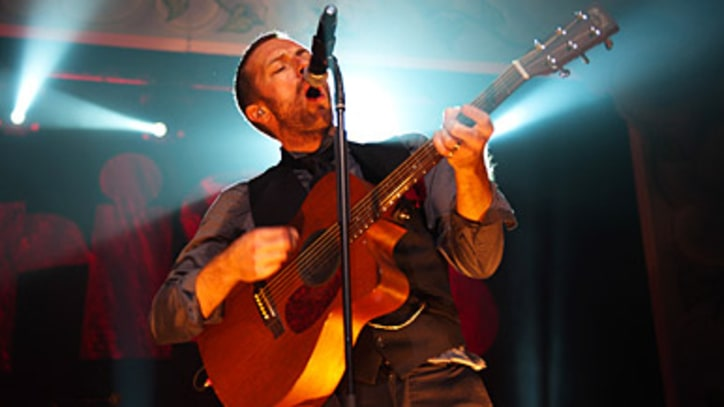 Watch: Coldplay Perform 'Christmas Lights' to Benefit Homeless Shelter