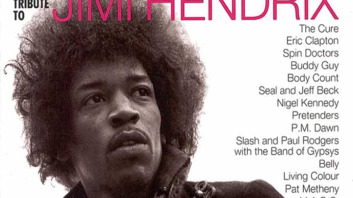 Hendrix Tribute Album: An All-Star Experience