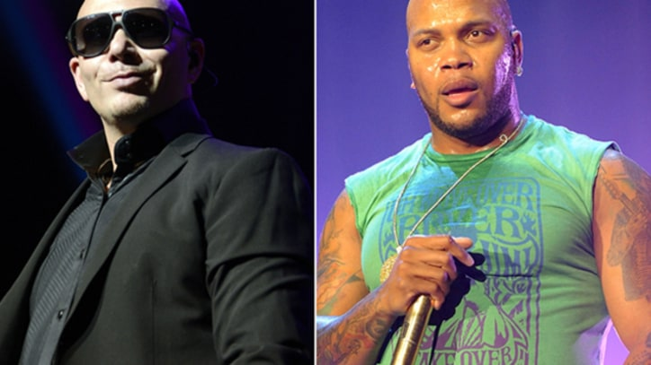 Pitbull, Flo Rida to Headline Rolling Stone's Big Game Party