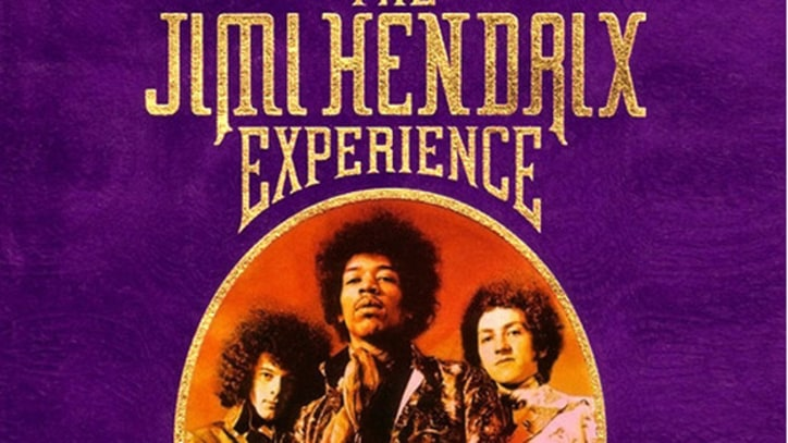 Jimi Hendrix Four-CD Rarities Compilation Set for Sept. 12 Release