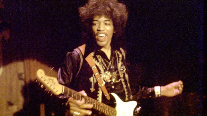 London Notes: Jimi Hendrix's 'Axis: Bold As Love' Released