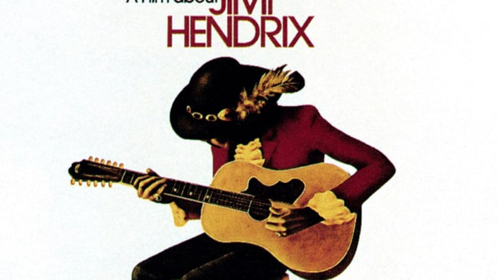 Behind The Making Of 'A Film About Jimi Hendrix'