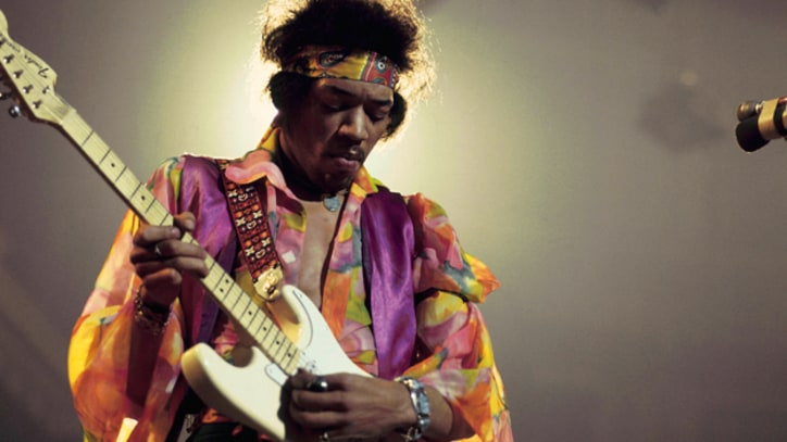 Hendrix: Twenty Years After