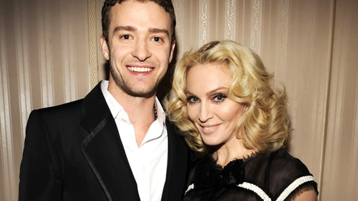 Madonna Gets in the Groove With Timberlake, Timbaland