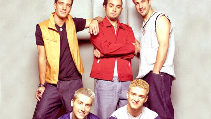 Teen Troika: 'N Sync to Join BSB, Britney on Jive
