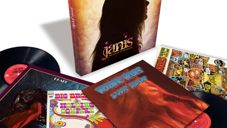 Win the Janis Joplin Classic LP Collection Box Set