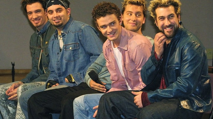 'N Sync Prep New Album and Tour