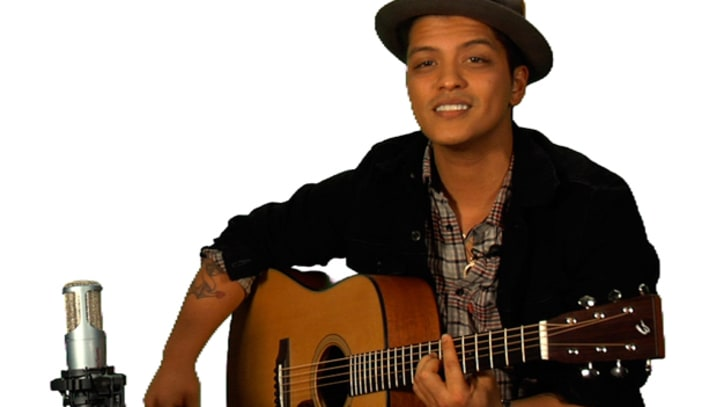 Watch: Bruno Mars Opens Up