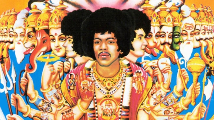 Rolling Stone Hall of Fame: Jimi Hendrix's 'Axis: Bold as Love'