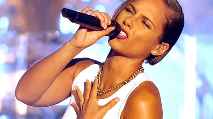 Alicia Keys Takes Control