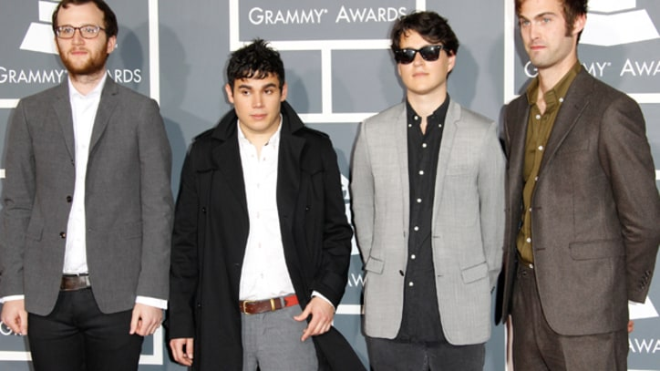 Vampire Weekend Set Release Date for Third LP