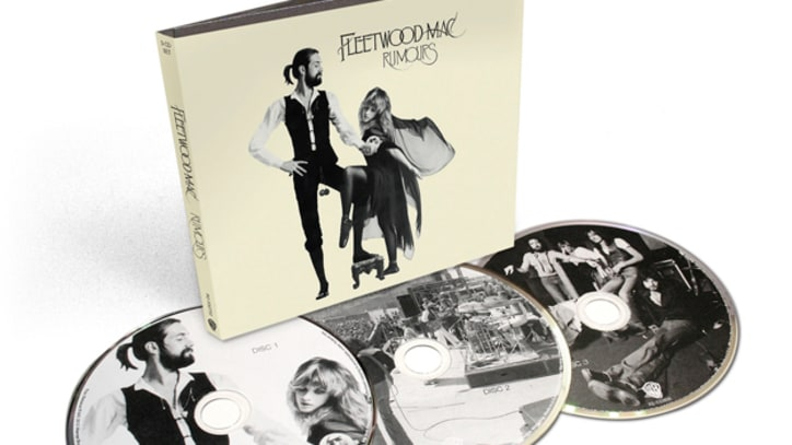 Fleetwood Mac Pack Live Favorites Into 'Rumours' Reissue