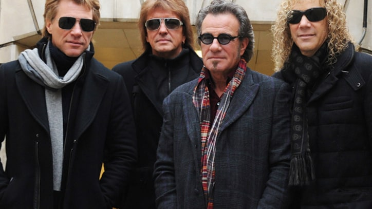 Bon Jovi's New Album: 'A Big Rock Record' With Social Commentary