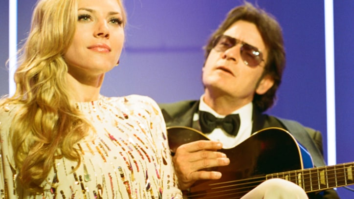 Katheryn Winnick and Charlie Sheen Croon Through 'Aguas de Marco' - Song Premiere
