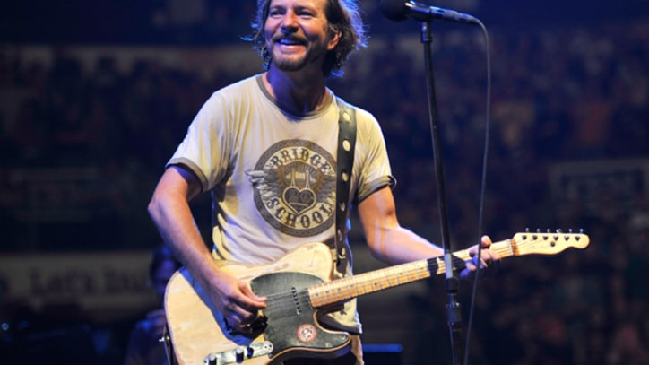 Pearl Jam Set Two Shows for July