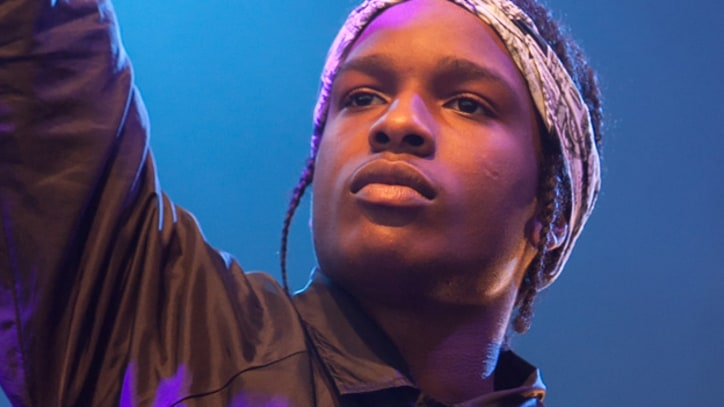 On the Charts: A$AP Rocky's 'Long.Live' Sets the Pace in Debut Week