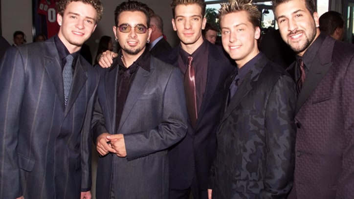 People of the Year 2000: 'N Sync