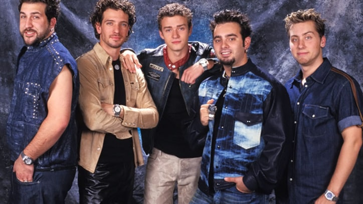 People of the Year 2001: 'N Sync