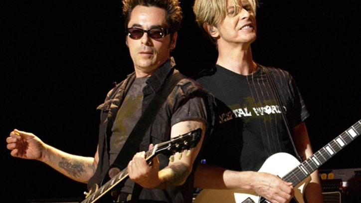 Q&A: David Bowie Guitarist Earl Slick on Secret New Album Sessions