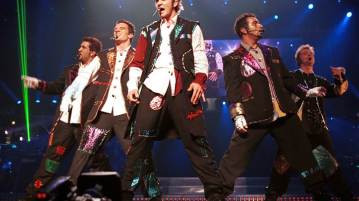 The Summer's Hottest Tours: 'N Sync