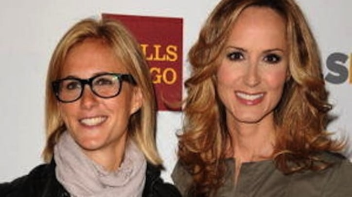 First Comes Love, Then Comes Marriage…Now It's Twin Baby Carriages For Chely Wright!