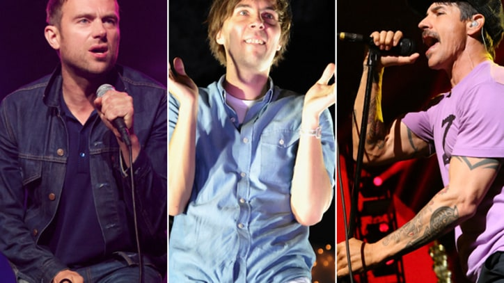 Coachella 2013 Lineup: Red Hot Chili Peppers, Phoenix, Blur, Stone Roses