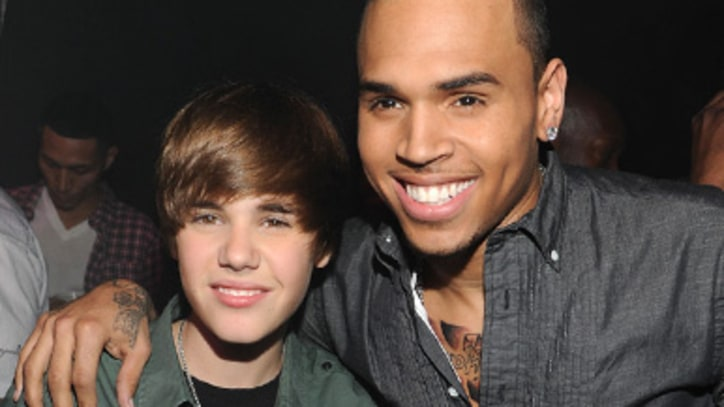 Daily Digest: New Baby for Alanis, Chris Brown and Bieber Collaborate