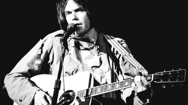 What's That Sound? It's Neil Young