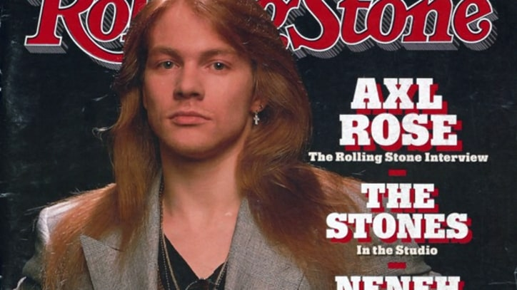 Axl Rose: The Rolling Stone Interview