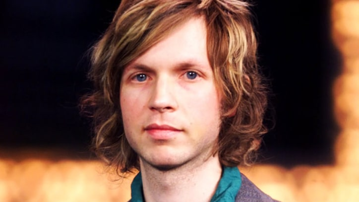 Beck Is In the Studio, Recording 'Midnite Vultures'