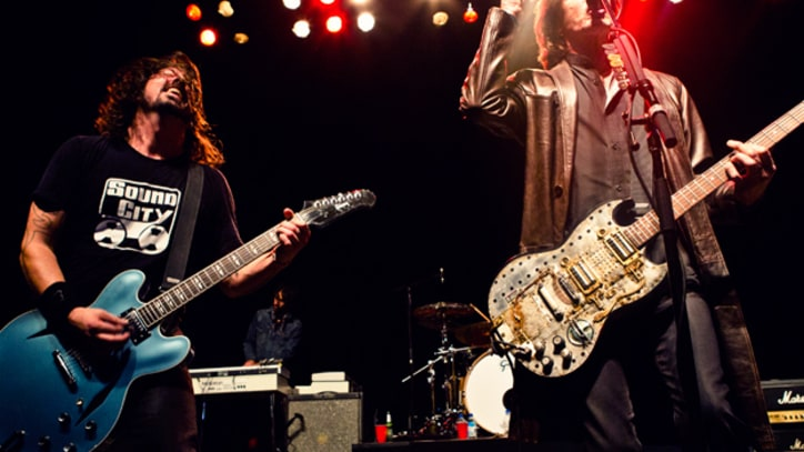 Dave Grohl's Sound City Players Throw Three-Hour Bash in L.A.
