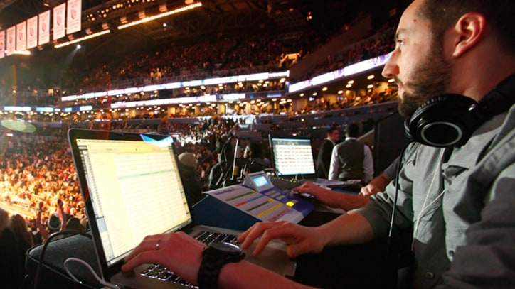 Meet the Brooklyn Nets' Courtside Mixmaster