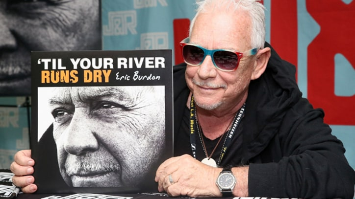 Eric Burdon Speaks His Mind on New LP
